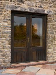 entry door french broadleaf timber