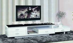 mdf tv stand modern design board material with glass top and high quality home furniture