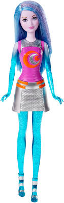 Barbie Star Light Adventure Sprite Doll Barbie Star Light Adventure Costar Doll Blue