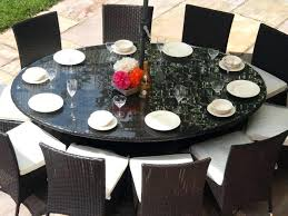 patio table seats 8 endearing round dining table dining room the superb round outdoor patio table patio table seats 8