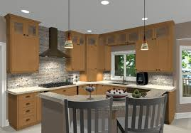 Kitchen Layout With Island Kitchen Amusing L Shaped Kitchen Layout Images Decoration