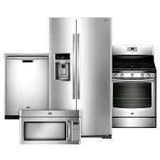 Kitchen Appliance Packages Canada Beautiful Concept Kitchen Appliances Packages Stainless Steel Red