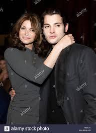 Stephanie Seymour And Peter Brant High ...
