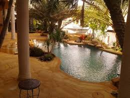 backyard design with pool. Florida Backyard Design Pool Patios By Matthew Giampietro Tropical-patio With R