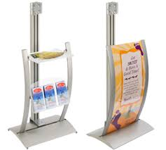Portable Stands For Display TVStandsOnly Commercial Trade Show Portable Television Stands 16