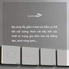Sunshinemall.vn - 4 ĐIỀU BẠN CHƯA BIẾT VỀ CÔNG TẮC CẢM ỨNG...