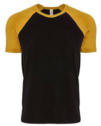 Next Level Nl3650 Unisex Raglan T Shirt