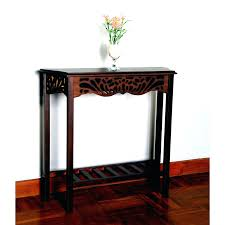 narrow hallway tables for small furniture uk delightful console table hallways adorable inspiration kitchen room design ideas antique half moon circle end