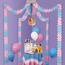 baby shower wall decoration ideas photo 3
