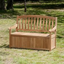 master outdoor storage benches