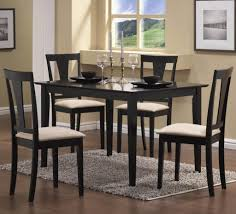 dining room glamorous black dining room sets with mesmerizing dining chair concept and exclusive dining