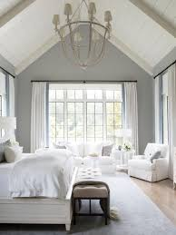 white bedroom designs. Inspiration For A Beach Style Light Wood Floor And Brown Bedroom Remodel In Nashville With White Designs
