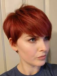 Might Have To Do This Colour Haar Kapsels Rode Kapsels En Rood