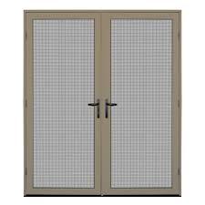 Titan Security Doors Surface Mount Double Meshtec Ultimate Screen ...
