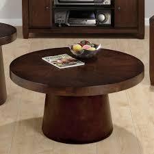 Small Round Coffee Tables Futuristic Kitchen Design Contemporary Ideas  Living Room Furniture Black Wood Round Coffee Nice Design
