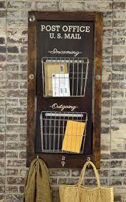 office door mail holder. Wall Mounted Mail Holder Office Door