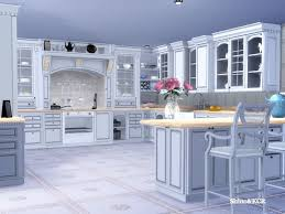 luxury kitchen furniture. Elegant Kitchen Furniture Inspired By Clive Christian - Also In A Rustical And Grunge Version Found TSR Category \u0027Sims 4 Sets\u0027 Luxury