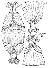 Paper Doll Drawing At Getdrawingscom Free For Personal Use Paper