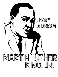 Small Picture Martin Luther King Jr Coloring Page ngbasiccom