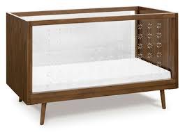 Nifty Clear 3-In-1 Crib by Ubabub