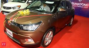 tivoli ssangyong tivoli launched in nepal at rs 33 66 lakh ssangyong tivoli launched in nepal at rs 33 66 lakh the economic times