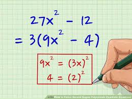 image titled factor second degree polynomials quadratic equations step 23