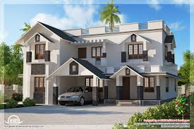 Sloping Roof Design Ideas Bedroom Sloping Roof House Design Plans House Plans 7143