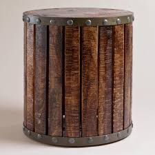 awesome collection of coffee table drum end metal