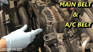 subaru drive belt replacement 2 5 impreza forester outback subaru drive belt replacement 2 5 impreza forester outback legacy