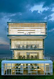 modern office architecture design. Eco-friendly Modern Brazilian Workplace Design By About:Blank Architecture Office