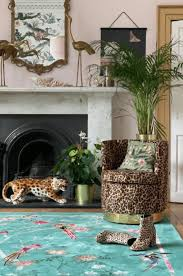 Wendy Morrison Rug Birdsong Jade | Pre-Order – Little and Fox Design -  Fabric Curtains and Upholstery