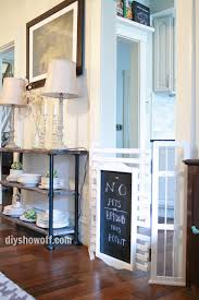 relatively diy challenge bookcase to free standing small pet gate display jb03