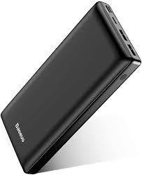 <b>Baseus Power Bank</b>, Portable <b>Charger 30000mAh</b> USB C Fast ...
