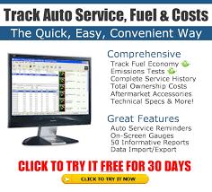 Auto Maintenance Tracking The Original Car Care Automotive Software Car Maintenance