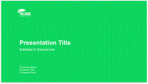 Templates | Suse Brand Central