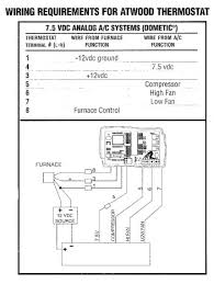dometic rv air conditioner wiring diagram wiring diagram rv net open roads forum using atwood 1h2c thermostat dometic