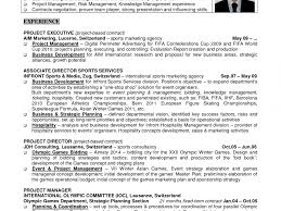 Best Ideas Of Sample Resume Marketing Manager With Additional