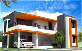 1946 sq ft contemporary style villa home kerala plans for modern kerala style house plans with