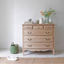 Large Bedroom Chest Of Drawers Vintage Style Chest Of Drawers Audrie Loaf