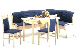 breakfast nook furniture set. Kitchen Nook Table Set Corner . Breakfast Furniture