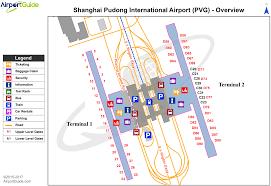 Shanghai Pudong International Airport Zspd Pvg Airport