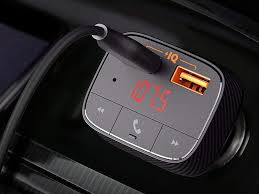 Anker's $13 SmartCharge <b>FM Transmitter</b> adds <b>Bluetooth</b> to your ...