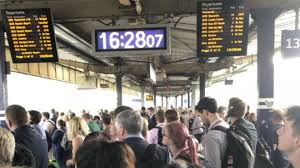 Rail Fares Commuters Pay Fifth Of Salary On Season Ticket