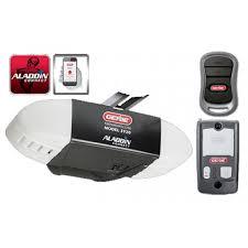 genie 3120 dc chain or belt drive garage door opener reliag with aladdin connect