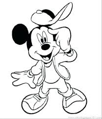 Mickey Coloring Sheets Mickey Mouse Coloring Pages Mickey Coloring