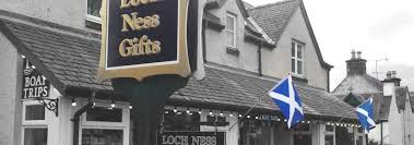 wele to loch ness gifts