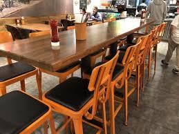 photo of back a yard san jose ca united states seating