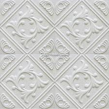 Decorative Ceiling Tiles Uk Polystyrene Ceiling Tiles Anet Pack 60 pcs 60 sqm White 3
