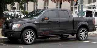 2010 Ford F-150 Harley-Davidson - FORD 2010 F-150 OWNERS MANUAL ...