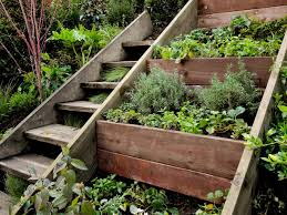 Small Picture 15 Awesome DIY Garden Steps and Stairs